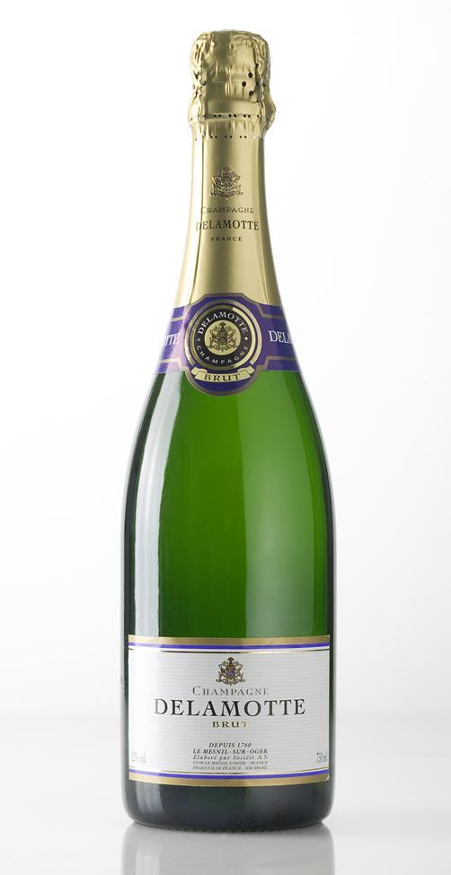 Champagne delamotte brut 8036 for Champagne lamotte prix